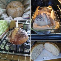 Kváskový chlieb pre začiatočníkov • recept • bonvivani.sk Muffin, Ale, Cheese, Breakfast, Food, Morning Coffee, Ale Beer, Essen, Muffins