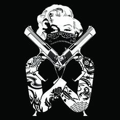 Marilyn Monroe Gangster | design-827-2013-06-24-13-18-29.jpg