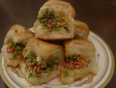 Gujarati Street Food Dabeli