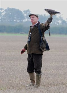 one day i will be a falconer