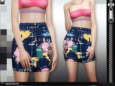 Sims 4 CC's - The Best: Dress, Skirt & Bodysuit by MissFortune