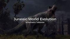 Jurassic World Evolution - Schematics Talkshow https://www.youtube.com/watch?v=Mb9xGF4ldXs