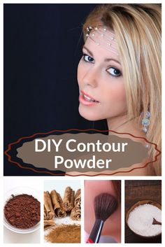Foundation powder offers some coverage and makes face even so you foundation powder offers some coverage and makes face even so you can look good want to know how to prepare a chemical free natural and easy fou solutioingenieria Image collections