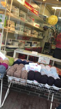 Winkelpresentatie- hoe de producten er in de winkel er uit ziet