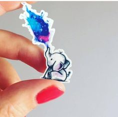 Tiny Elephant Temporary Tattoo -Stocking stuffer for kids-Kids Stocking Stuffer-kids gift under 10-kids christmas gift ideas-gifts for teens by pepperink on Etsy https://www.etsy.com/listing/570707847/tiny-elephant-temporary-tattoo-stocking