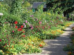Giverny and Monet's garden