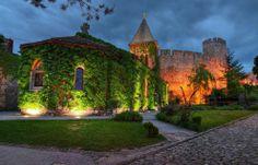 Little fairy tale church Ruzica