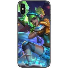 We have League of Legends Phone Cases for Iphone, Samsung, Huawei, LG, Sony and all other kinds of phones! Iphone 8 Cases, Iphone 7, Best Iphone, Iphone Models, Lovers, Amazing, Anime, Iphone Seven