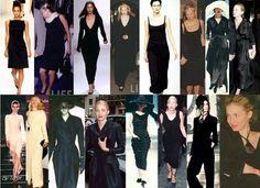 catwalk model vs CBK dresses--who wore it better?