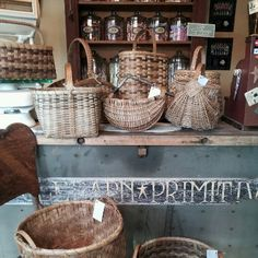Laurie's Handcrafted Baskets,love.....
