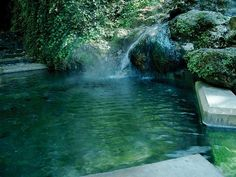 Hot Springs National Park, Arkansas. I feel more relaxed just looking at pictures of this place.