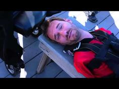 Nick Vujicic ,who was born with tetra-amelia syndrome, is skydiving and he is using AT devices that were customized for him. Nick demonstrates that even though he has a disability he can still practice this sport. United Parachute Technology and SkyDive DeLAND made it possible for Nick to be able to skydive and in the video he thanks them for his AT devices. I think it is great that someone like Nick can be able to skydive!