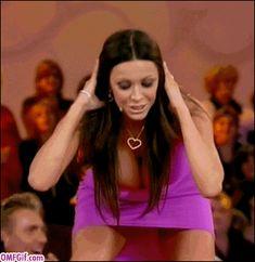 Sara Varone Sexy Boobs GIF