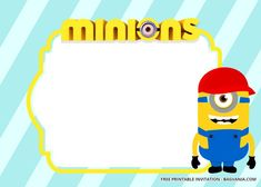 What makes you have no difference with minion? You are small as a minion. Yet, your big spirit come across yourselves, just like a minion who has always had a big spirit to help you! Happy for you, Happy for you! Happy for you!