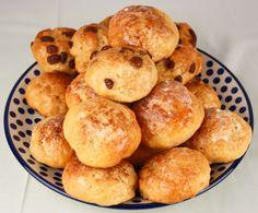 Kwark-Kaneelbroodjes