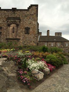 St. Margaret's Chapel at Edinburgh Castle, Scotland