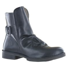 Just bought Womens Fly London Ning Black Boots P210727005