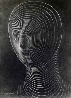 Buamai - Flickr Photo Download: Pavel Tchelitchew, Head, 1950