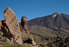 Los Roques de Garcia en el Teide