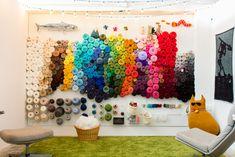 Yarn storage | Also
