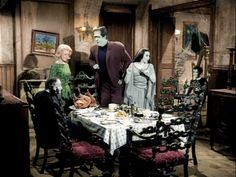 The Munsters Munsters Tv Show, The Munsters, Munsters House, 1313 Mockingbird Lane, Herman Munster, Black Sheep Of The Family, Yvonne De Carlo, Female Vampire, Lost In Space