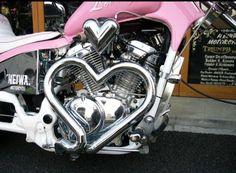 Biker Valentine's Day