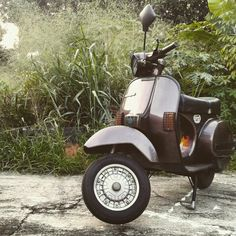 Vespa Px Arcobaleno Maybe Not So Beautiful As Primavera But I Love