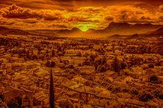 Golden evening in Crest by Igor Sukmansky on 500px