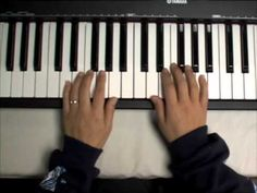 Piano Improvisation - What to Play When You Don't Know What to Play - YouTube