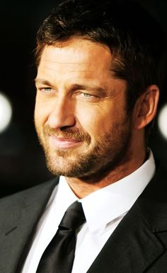 """Baby, Gretchen wants me to tell her what you and Dean have been talking about."" ""Ummm, no! Actor Gerard Butler, London Has Fallen, Poster Boys, Paisley, The Ugly Truth, Beard Lover, Broken Leg, Christian Grey, Hugh Jackman"