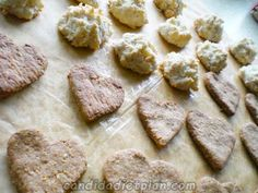 How to Use Stevia & Xylitol in Baking instead of Sugar - Candida Diet Plan Dairy Free, Gluten Free, Candida Diet, Your Recipe, Stevia, Christmas Cookies, Sugar Free, Cookie Recipes, Rice