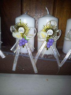 velas aromáticas para primera comunion