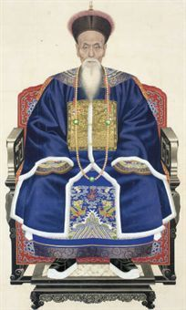 CHINESE ANSESTOR SCROLLS | Chinese Ancestor Paintings