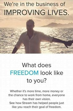 Family.  Financial freedom.  Residual income.  Life on your terms. savewithkaren.mystream.com