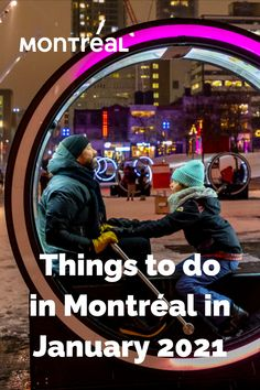 Ring in a new year by rediscovering Montréal's unique sights and sounds this January. Made-in-Montréal creativity shines throughout the city, from downtown streets to Luminothérapie's illuminated artistry and immersive experiences. Montreal Things To Do, Immersive Experience, Sight & Sound, Stuff To Do, Loop, January, Entertaining, Index, Activities