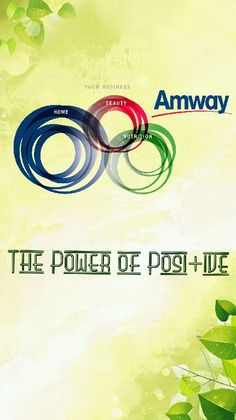 Amway Global - 28th largest privately held company in the U.S. Bigger than the NFL, bigger than the Apple App Store, A+ Better Business Bureau rating, but not meant for complainers or people looking for a get-rich-quick thing.