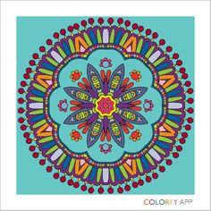 Colorfy.Mandala