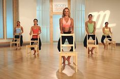 fitness - 12 Barre Exercises that Blast Fat Ballet Barre Workout, Pilates Barre, Ballerina Workout, Barre Exercises At Home, Pilates Moves, Pilates Training, Stretching Exercises, Fitness Exercises, Pilates Workout
