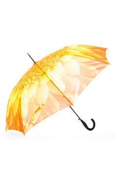 Susino Manchester Stick Auto Open Umbrella in Orange