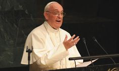 """'now or never'"".....The Pope's Most Powerful Quotes About Climate Change"