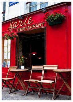 Marie Restaurant Montmartre, Paris