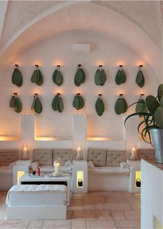 〚 Hotel in old farm building in Italy 〛 ◾ Photos ◾Ideas◾ Design Commercial Design, Commercial Interiors, Deco Restaurant, Mexican Restaurant Design, Cactus Restaurant, Mexican Interior Design, Restaurant Interiors, Decoration, Interior And Exterior