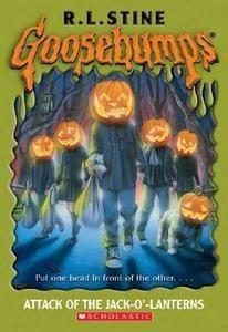 goosebumps book..........