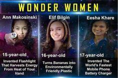 Real Wonder Women