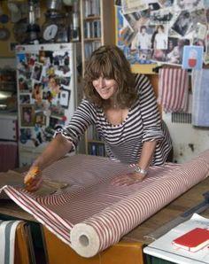 Cómo preparar tiras de algodón para una alfombra tejida a ganchillo   eHow en Español