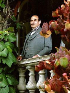Poirot at work