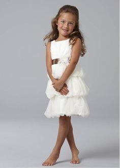 This is a cute flower girl dress @Tasha Wilson