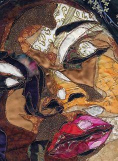 Bisa Butler. Art Story: African American Quilter Extraordinaire