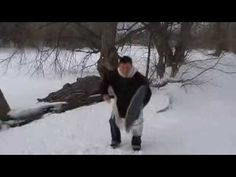 ▶ Inuit Drumming - Inuit Cultural Online Resource Video - YouTube