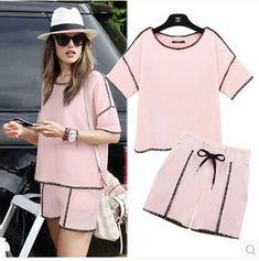 Resultado de imagem para moda feminina glam chic rosa
